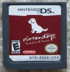 Nintendogs Dachshund and Friends Cartridge