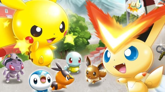 Pokemon Rumble World Art 2