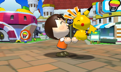 Pokemon Rumble World Gameplay 1