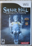 Silent Hill Shattered Memories Cover