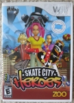 Skate City Heroes Cover