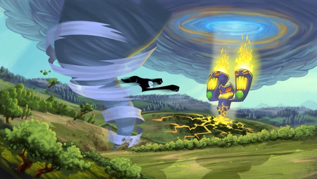 Tornado Outbreak Art 1