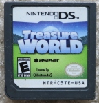 Treasure World Cartridge