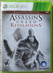 Assassins Creed Revelations Cover