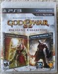 God of War Origins Cover