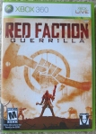 Red Faction Guerrilla Cover