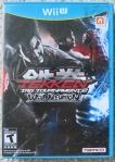 Tekken Tag Tournament 2 Wii U Edition Cover