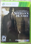 Testament of Sherlock Holmes Cover