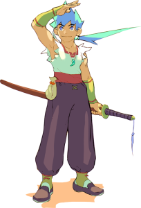 Breath of Fire Ryu