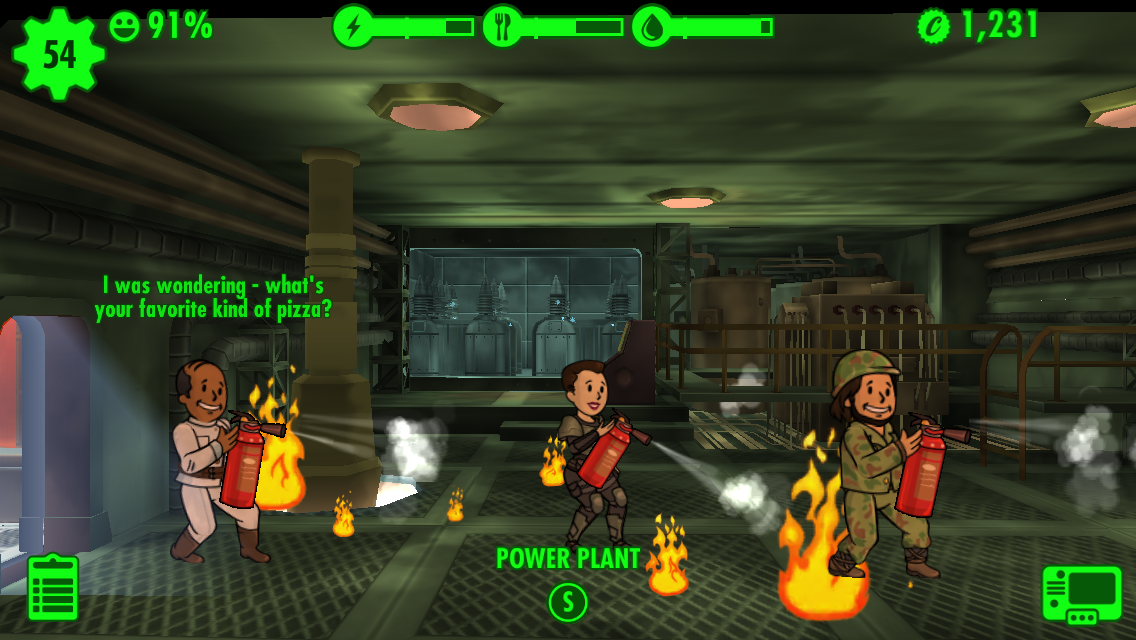 Fallout Shelter Nostalgia >> Fallout Shelter Is A Fun Way To Waste Time Slickgaming