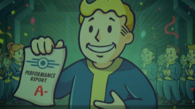 Fallout Shelter Art 1