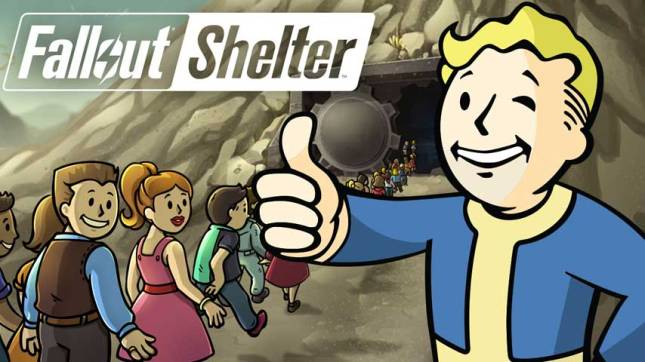 Fallout Shelter Title