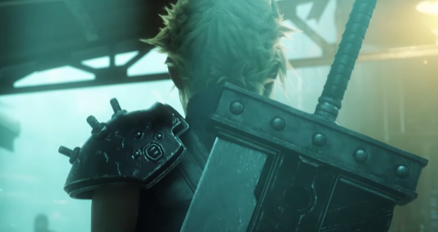Final Fantasy VII PS4 Remake
