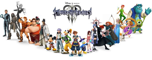 Kingdom Hearts 3 Banner