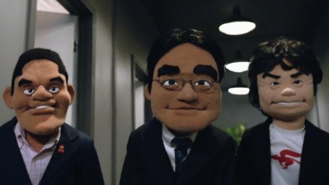 Nintendo Puppets