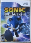 Sonic Unleashed Cover