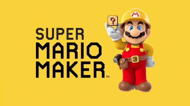 Super Mario Maker Mario