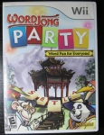 WordJong Party Cover