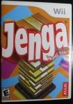 Jenga World Tour Cover