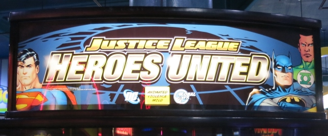Justice League Heroes United - A game I've never seen before! Too bad it was awful!