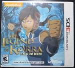 Legend of Korra A New Era Begins Cover
