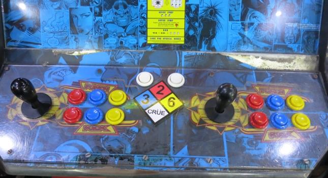 Marvel Super Heroes Controller Overlay Art