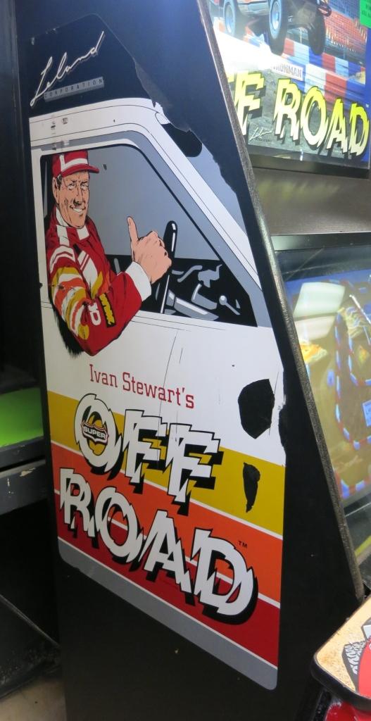 Off Road Cabinet Art