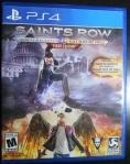 Saints Row IV Cover