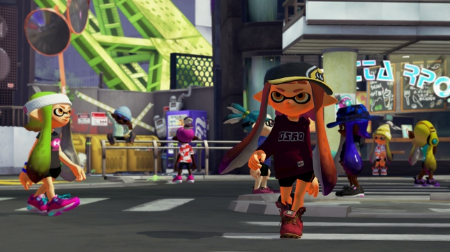 Splatoon Art 5