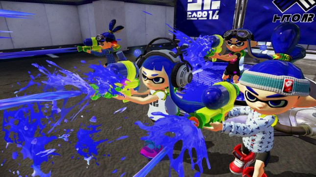 Splatoon Art 8