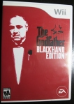 The Godfather Blackhand Edition Cover