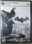 Batman Arkhan City Cover
