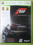 Forza Motorsport 3 Cover