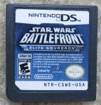 Star Wars Battlefront Elite Squadron Cartridge