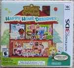 Animal Crossing Happy Home Designer Cover