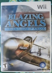 Blazing Angels Cover
