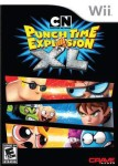 Cartoon Network Punch Time Explosion XL (Wii) Cover