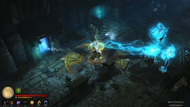 Diablo III UEE Gameplay 1