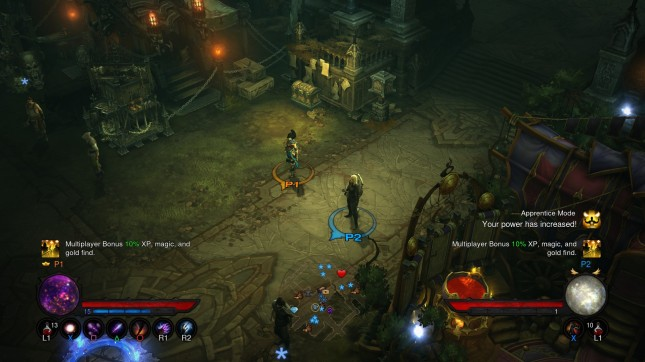 Diablo III UEE Gameplay 2