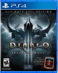 Diablo III Ultimate Evil Edition Cover