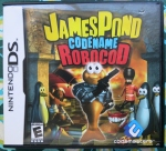 James Pond Operation Robocod Cover