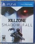 Killzone Shadow Fall Cover