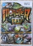 Monster Lab Cover