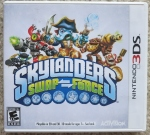 Skylanders Swap Force (3DS) Cover
