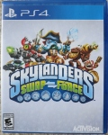 Skylanders Swap Force (PS4) Cover