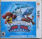 Skylanders Trap Team (3DS) Cover