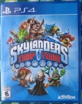 Skylanders Trap Team Cover