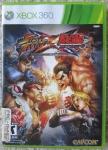 Street Fighter x Tekken (360) Cover
