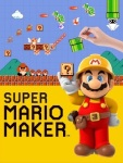 Super Mario Maker Cover
