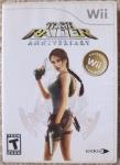 Tomb Raider Anniversary (Wii) Cover